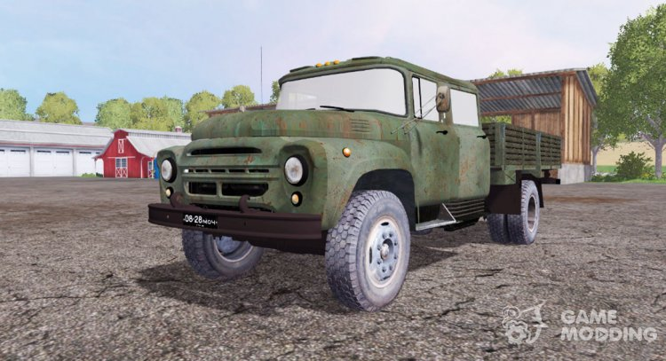 ZIL 130G for Farming Simulator 2015