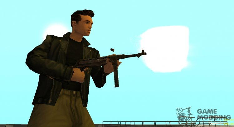 MP40 for GTA San Andreas