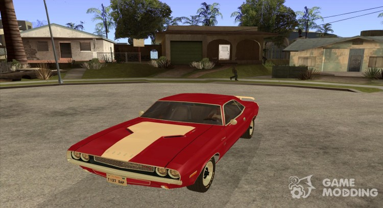Dodge Challenger for GTA San Andreas