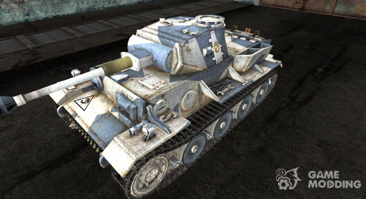VK3601H VC for World Of Tanks