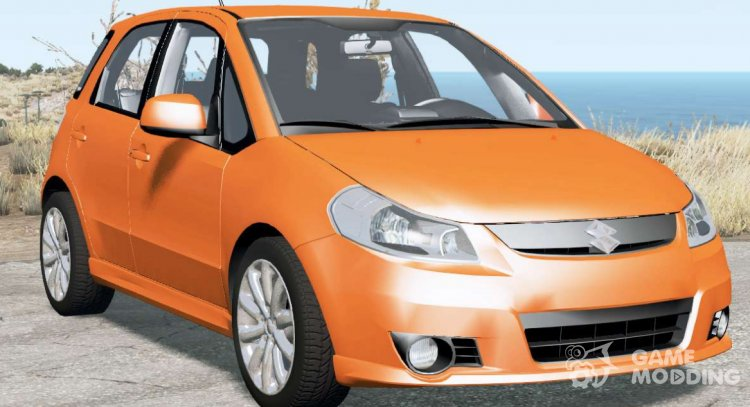 Suzuki SX4 Sport Back 2010 for BeamNG.Drive