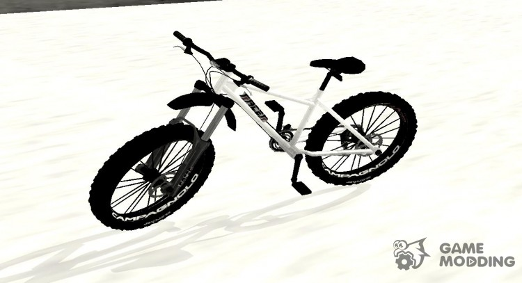 Bike Fatbike for GTA San Andreas