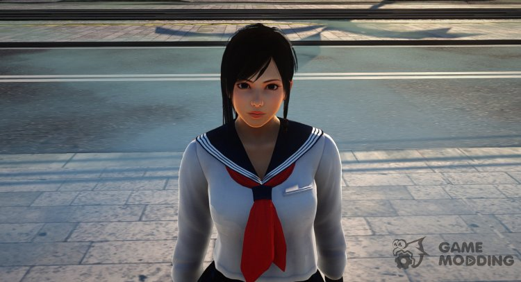 Kokoro Sailor (Update) Project Japan for GTA San Andreas