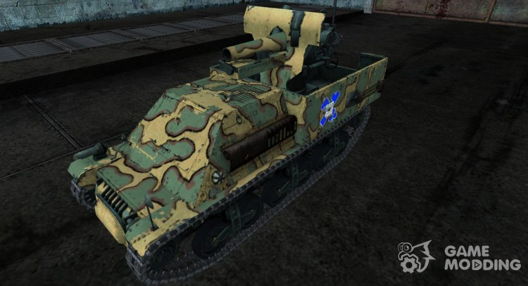 Skin for Lorraine39 L AM for World Of Tanks