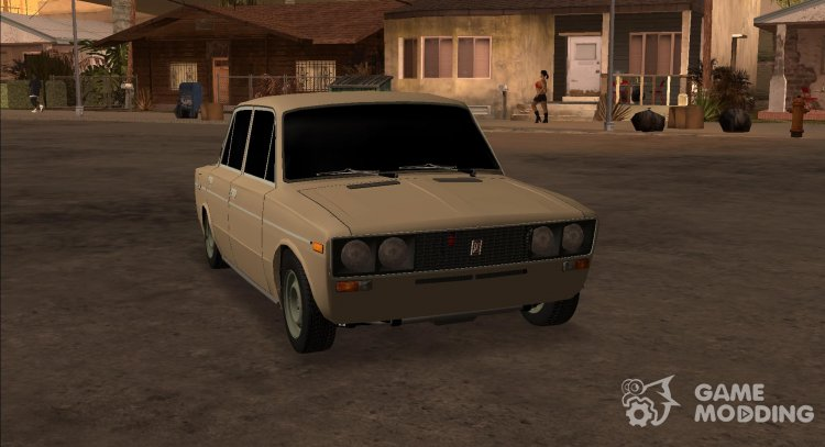 VAZ 2106 (ING) for GTA San Andreas
