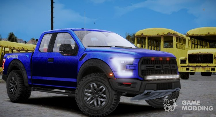 Ford Raptor for GTA 4