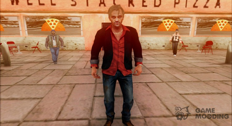 Hoyt Volker (Far Cry 3) для GTA San Andreas
