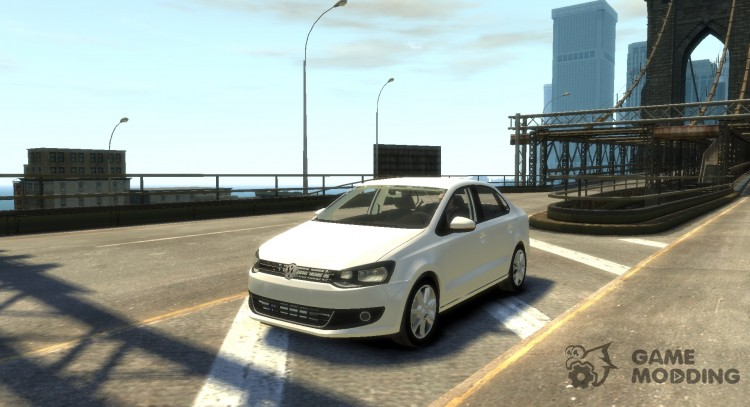 Volkswagen Polo for GTA 4