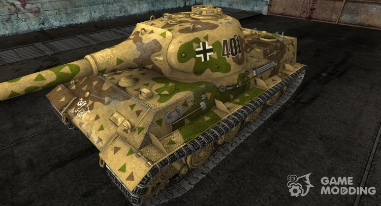 Lowe (final version) for World Of Tanks