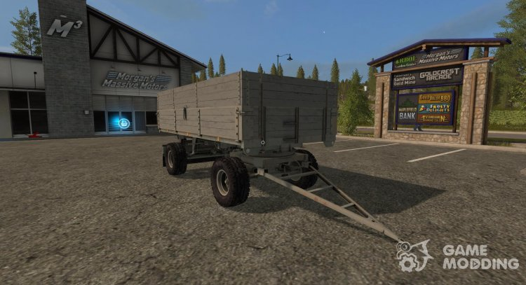 BSS-8T version 1.0 for Farming Simulator 2017