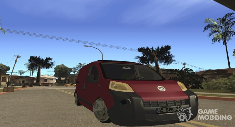 Fiat Fiorino for GTA San Andreas