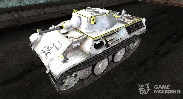 VK1602 Leopard by Grafh for World Of Tanks
