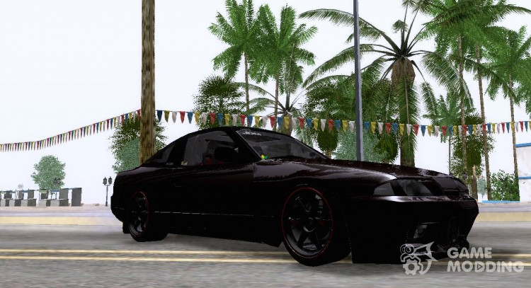 Nissan Skyline R32 1989 for GTA San Andreas