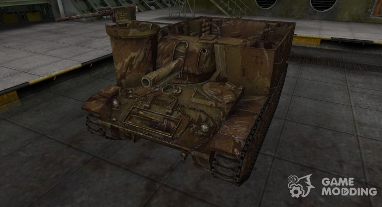 American tank M37 for World Of Tanks