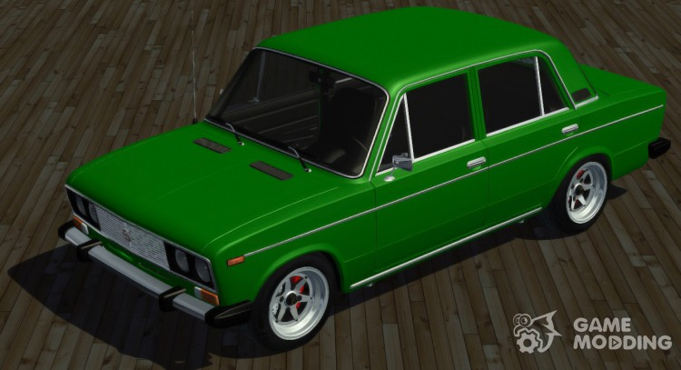VAZ 2106 for Street Legal Racing Redline