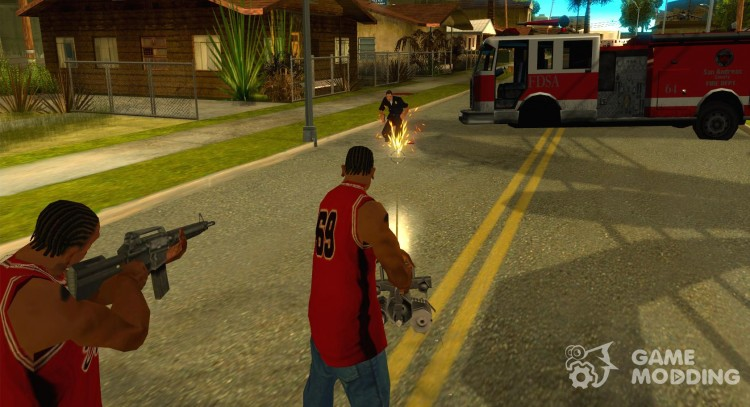 Double 2 for GTA San Andreas