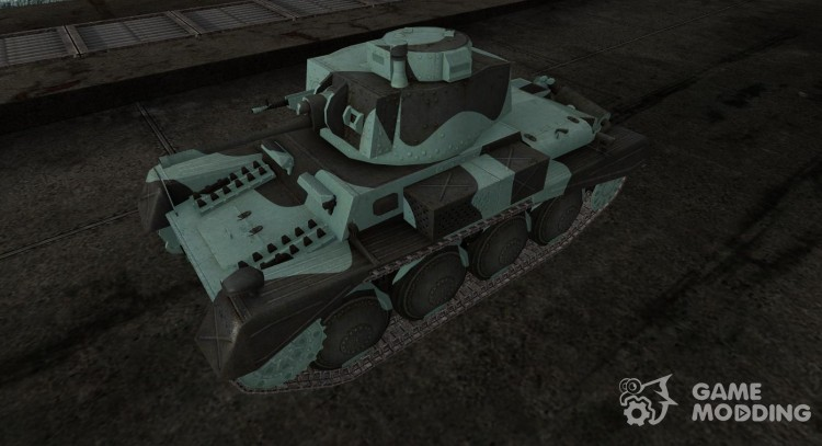 The Panzer 38 nA from WizardArm for World Of Tanks