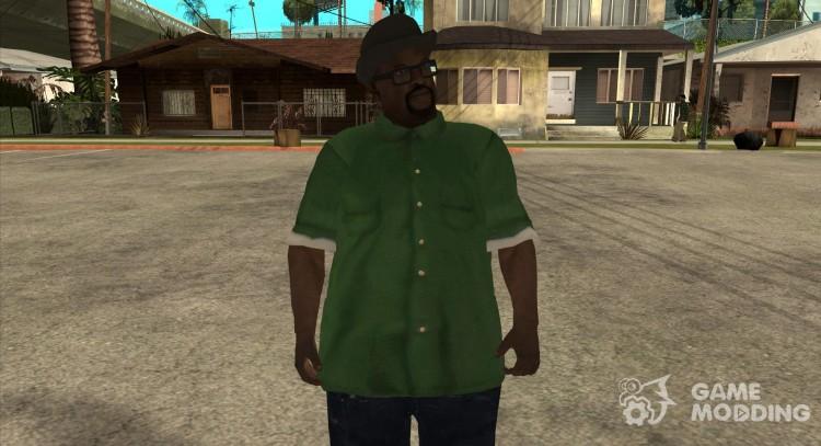 Big Smoke HD for GTA San Andreas