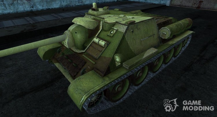 Su-85 for World Of Tanks