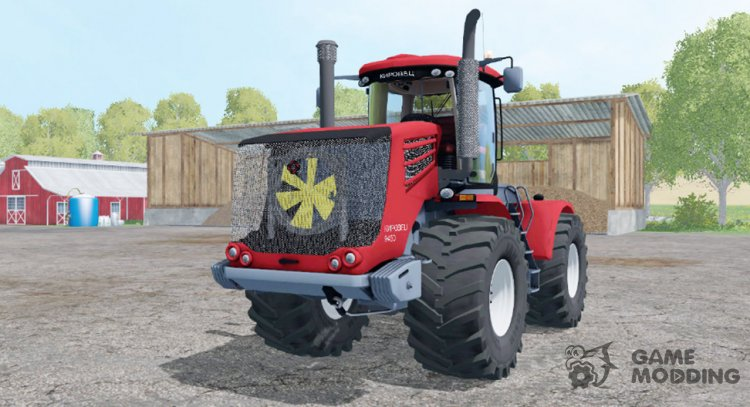 Kirovets K-9450 2010 for Farming Simulator 2015