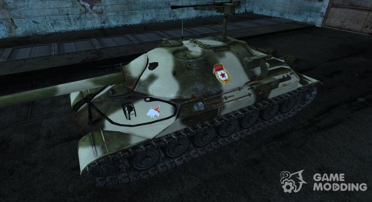 IC-7 for World Of Tanks