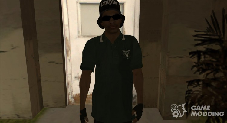 Eazy-E for GTA San Andreas