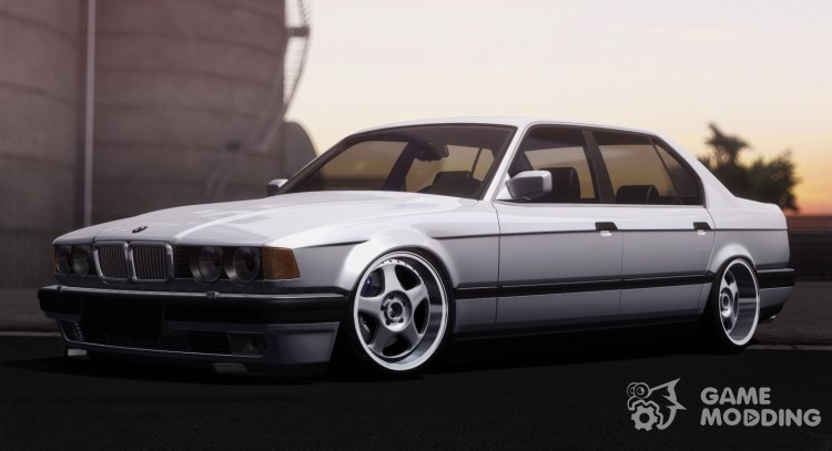 BMW 7 Series E32 для Street Legal Racing Redline