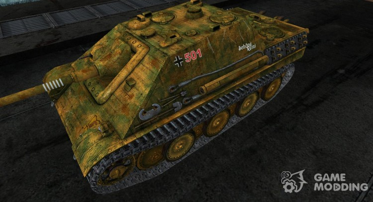 JagdPanther 24 для World Of Tanks