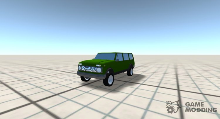 VAZ-2131 for BeamNG.Drive