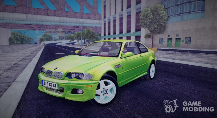 BMW M3 for GTA 3
