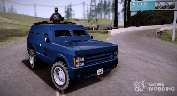 No Longer—These Gta Sa Armored Car Mod