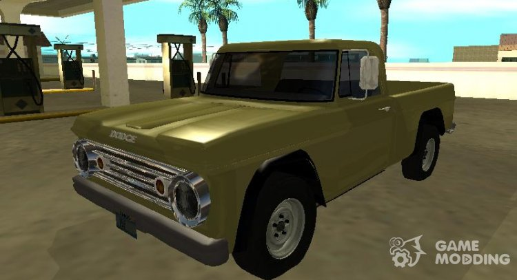 Dodge D-100 1966 for GTA San Andreas