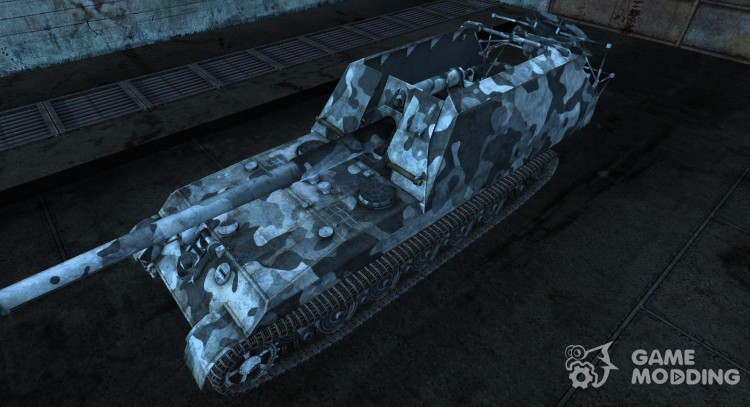 GW-Tiger for World Of Tanks