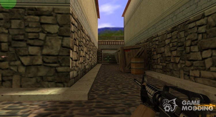 M4A1 Se for Counter Strike 1.6
