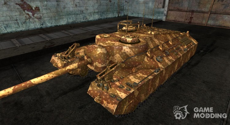 Skin for T95 No. 5 for World Of Tanks