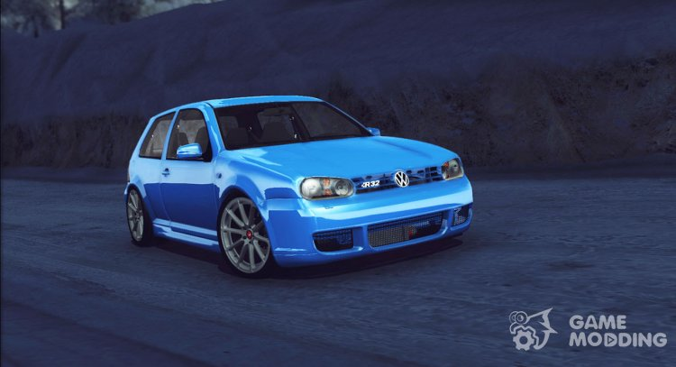 Volkswagen Golf MK4 R32 for Street Legal Racing Redline