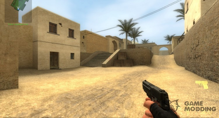 Default P228 for Counter-Strike Source