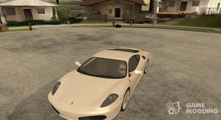 Ferrari F430 for GTA San Andreas