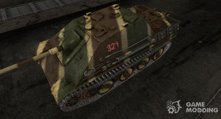 Jagdpanther by murgen for World Of Tanks