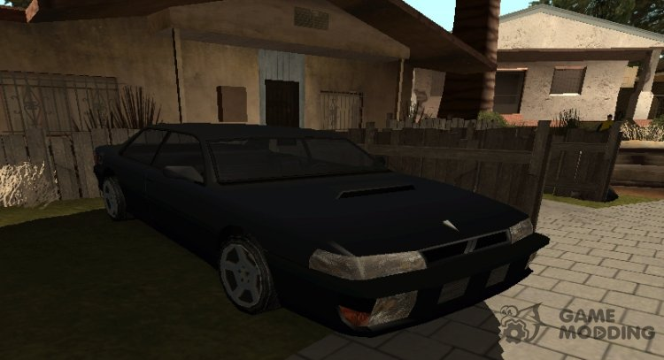 Groove No. 1 (New cars and weapons on grove) for GTA San Andreas