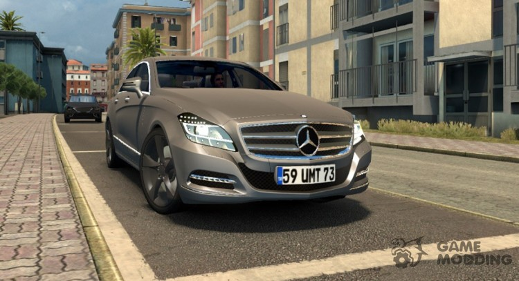 Mercedes-Benz C218 for Euro Truck Simulator 2