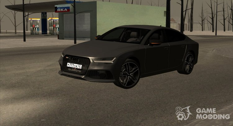 Audi RS-7 for GTA San Andreas