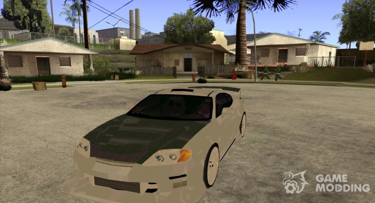 Hyundai Tibuton V6 GT for GTA San Andreas