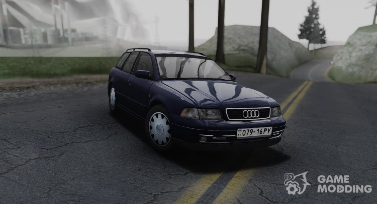 audi b5 a4 avant 2.5 tdi for gta san andreas
