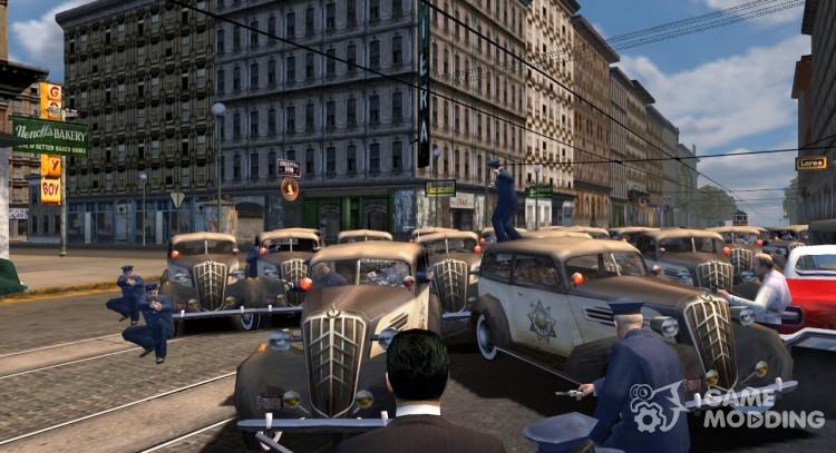 Alive Bars Mod v. 28.08 for Mafia: The City of Lost Heaven