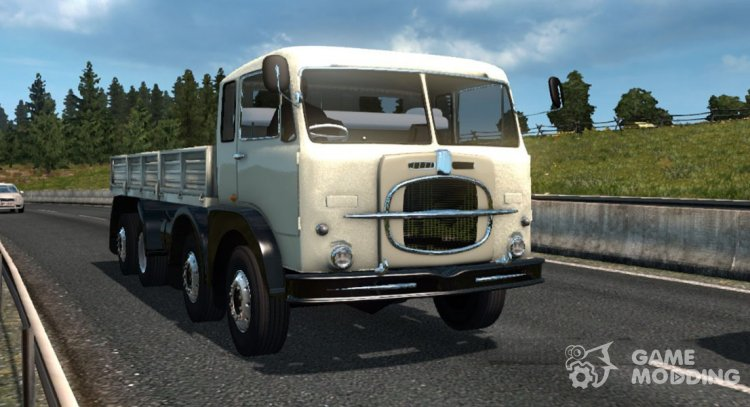 Fiat 690 8x2 for Euro Truck Simulator 2