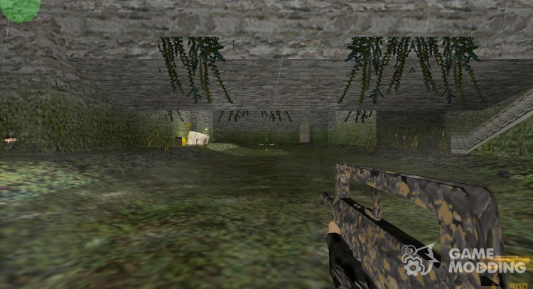 FAMAS Camo для Counter Strike 1.6