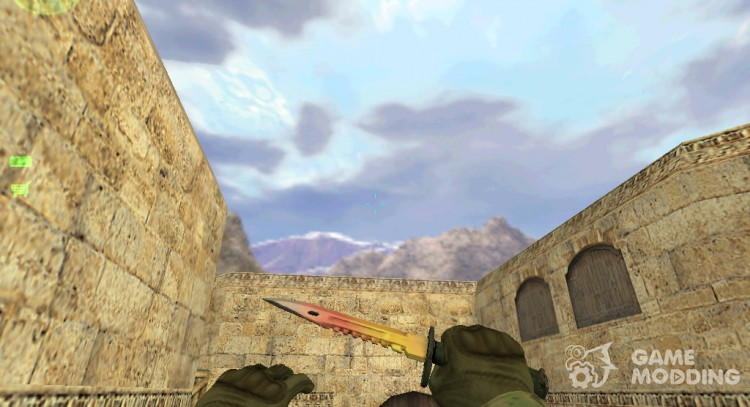 Pak for a comfortable game for Counter Strike 1.6