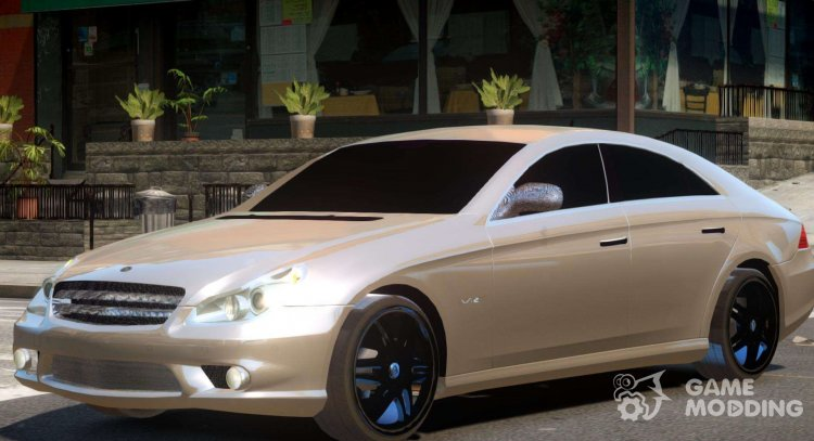 Mercedes CLS Brabus for GTA 4