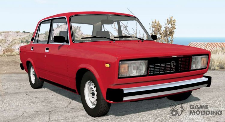 VAZ 2105 for BeamNG.Drive